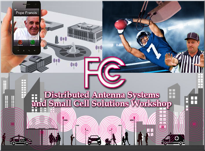 The full-day FCC workshop will include case studies on Super Bowl 2016 and the Philadelphia Papal visit, amongst other presentations.