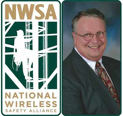 Chuck Slagle, who previously served the NWSA in a consulting capacity, has been hired as the organization's executive director.