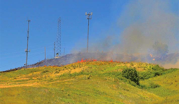 Tower-Welding-Fire