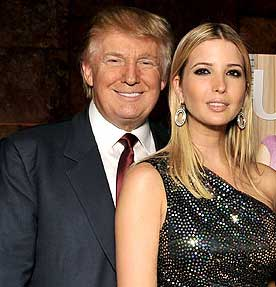 """""""On every one of his projects, you'll see him talking to the super, the painter, the engineers, the electricians. He'll ask for their feedback; if they think something should be done differently or could be done better."""" -- Ivana Trump"""