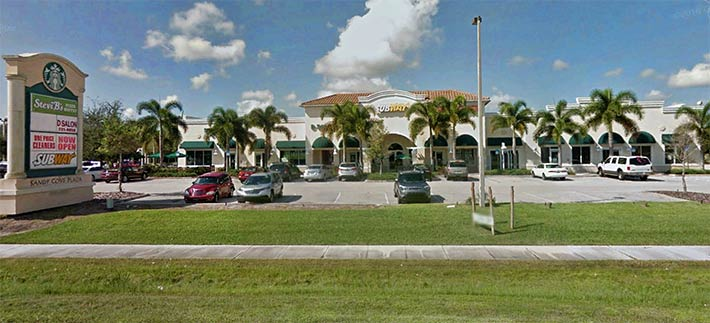 This prime location in Stuart, Fla. is one of the properties that CTI will be marketing