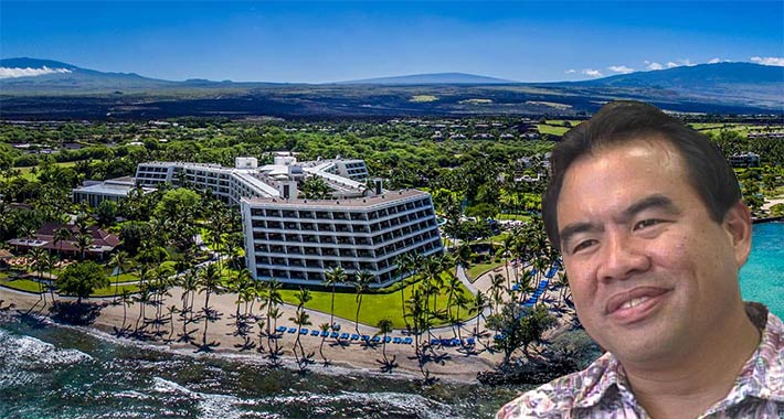 Taxpayers supported the lavish lifestyle of Sandwich Isles Communications' owner, Albert Hee, who used $27 million inbroadband funds to pay $90,000 for massages and $17,000 for his family to stay at this Hawaiian hotel for a stockholders meeting, even though Hee was the sole stockholder.