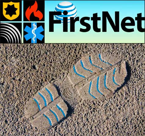 AT&T believes that it is a shoe-in to win the FirstNet contract. The carrier did its happy dance in its 8K filing.