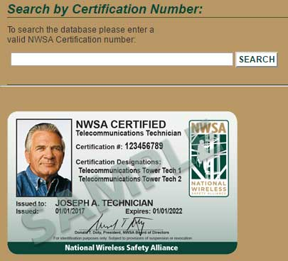 nwsa-certification