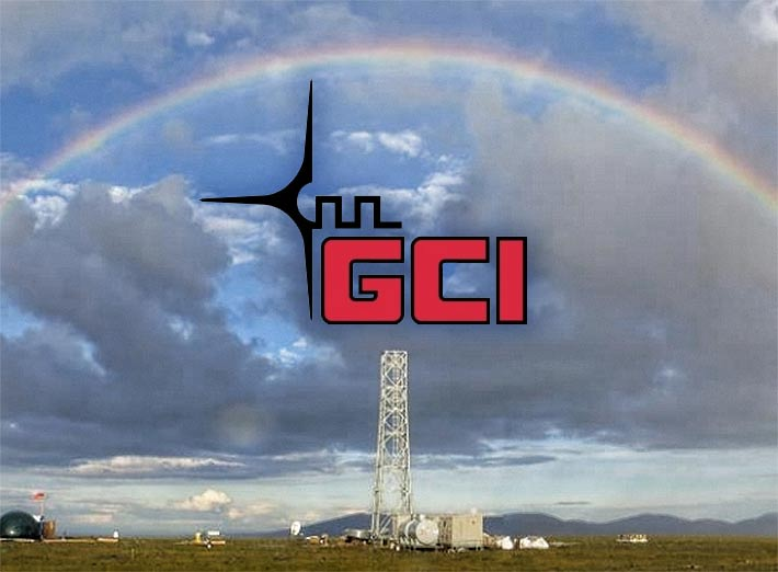 Yesterday, GCI's stockholders found their gold pot at the end of the rainbow when the company's stock skyrocketed over 62%. In early morning trader it was up almost 7%. Vertical Bridge bought GCI's towers last year for $91 million