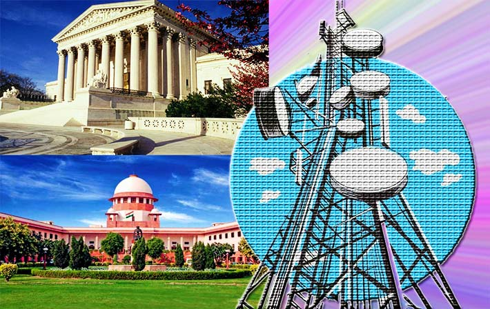 Unlike the U.S. Supreme Court when it makes a decision, India's Supreme Court's ruling is not immediately available for public review, such as last week's decision to have a carrier remove its tower after a man alleged that it caused him to get cancer. Although India's Supreme Court has ruled on a number of issues regarding cell tower radiation, U.S. Justices have not heard any cases involving radiation. It did rule on a siting issue regarding a community that did not provide a wireless service provider reasons for a denial in a timely manner.