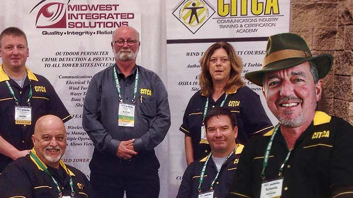 Ed Dennis, at right, has joined the team of safety professionals at CITCA