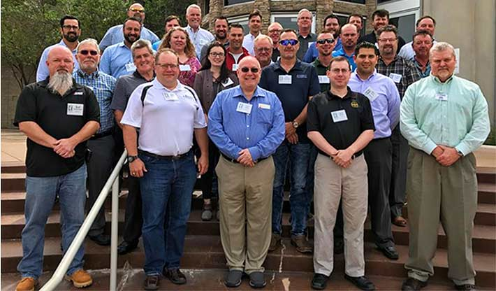 Subject matter experts are meeting in Dallas, Tex. this week to begin developing the Telecommunications Tower Foreman certification program.