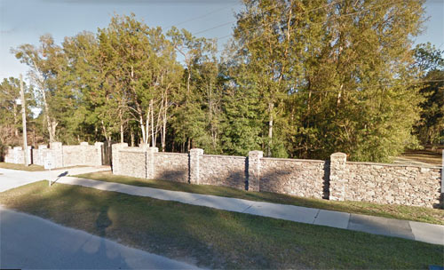 William Wilson's two-acre lot and home in Starke, Fla. and other assetts will be confinscated if almost $16 million in fraudulent payments can't be recovered.