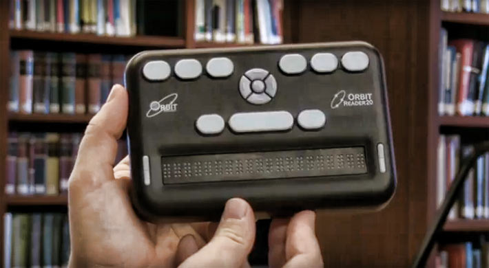 The availability of affordable refreshable braille displays will greatly expand accessibility, and their use with smartphones and other devices will help those who are blind or have low vision stay connected in the digital age.