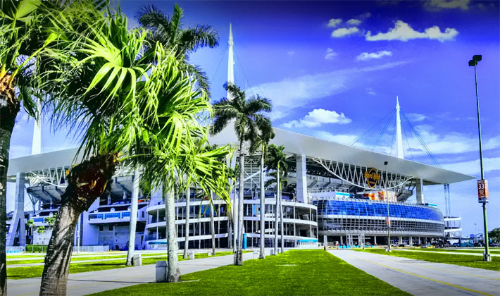 The South Floridai Hard Rock stadium's proposed small cell build has become the poster child for halting 5G exemptions. In 1985 ancient Tequesta Indian artifacts were found when the Miami Dolphins stadium was being built.