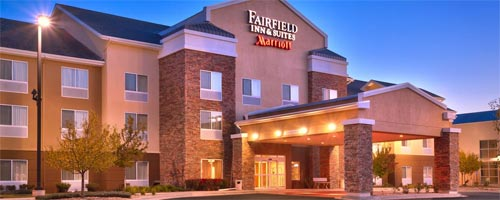 When police fanned out and found D'Marco Jones at the Fairfield Inn, he jumped out of the third story window and was captured after a short chase