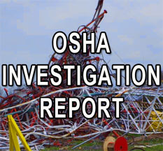 The OSHA report concluded that both the consultant and contractor were at fault for the collapse. View full report here.