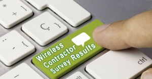 A Wireless Estimator industry survey released in January saw contractors concerned about compliance companies.