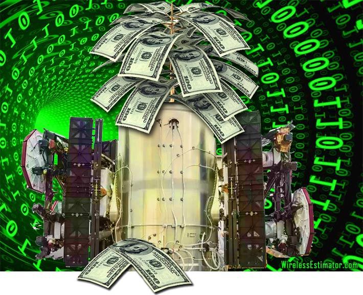 Broadband-Satellites