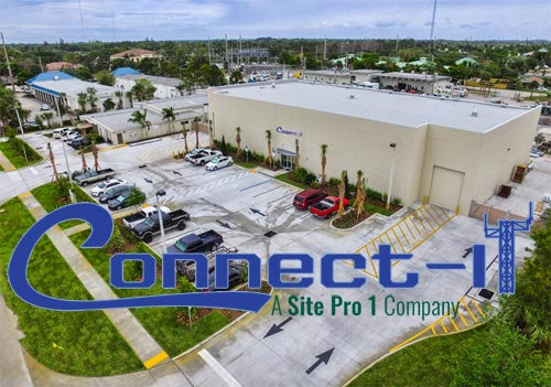 Connect-It Wireless, founded in 2003, grew from a 100 sq. ft. bay to its present 24,000 sq. ft. complex in Jupiter, Fla.