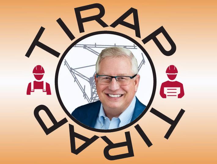 TIRAP Chairman Paul Roberts