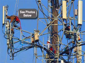Tying-Off-Telecom