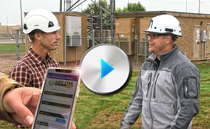 An easy app allows companies to prevent injuries and fatalities due to job site hazards