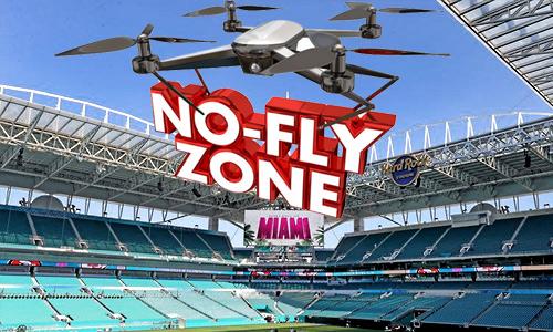 Drone-Super-Bowl