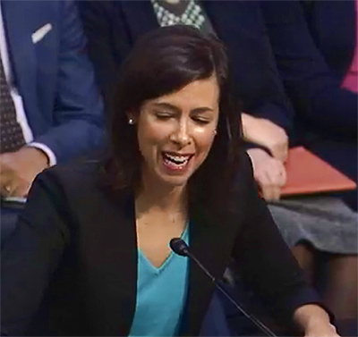 "FCC Commissioner Jessica Rosenworcel said during the hearing that there is a need to ""have to train another 20,000 tower techs."" Wireless Estimator in past inquiries to the FCC can not obtain an answer as to how the often-quoted numbers were identified."