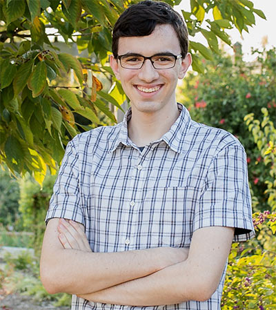 Elijah Sullivan was awarded the University of Evansville Civil Engineering Scholarship which is funded annually by NATE, honoring Jones' legacy as a structural engineer and industry icon