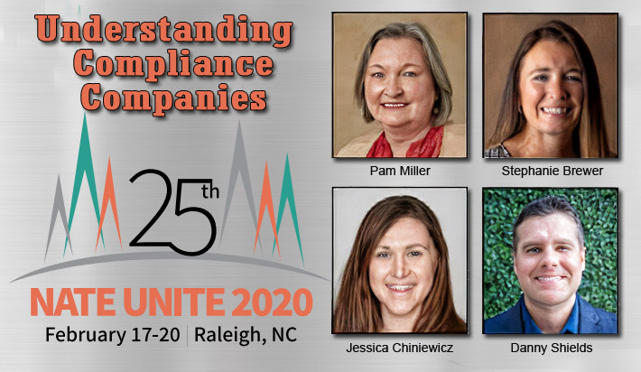 Understanding Compliance Companies will be one of many sessions during the four-day convention
