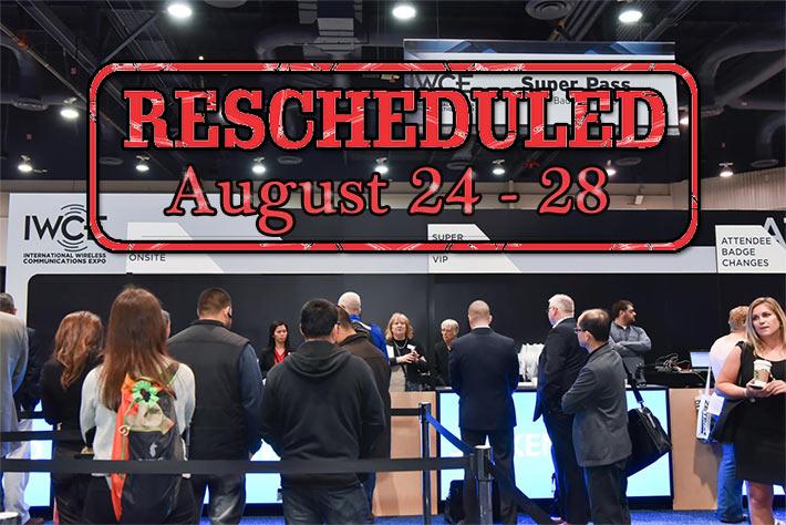 IWCE-Rescheduled