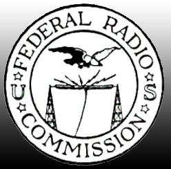 The Federal Radio Commission, which regulated the U.S. radio communications from its creation in 1927, was succeeded by the Federal Communications Commission in 1934. Today's new seal maintains the original four stars of the first seal.