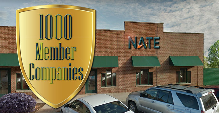 While many trade groups struggle annually to maintain their membership, NATE continues to grow as a result of the organization providing more benefits and legislative assistance to their members.