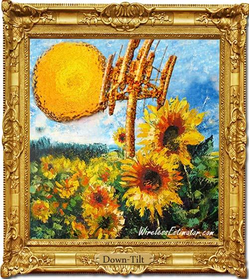 Sunflower..Effect.Monople.
