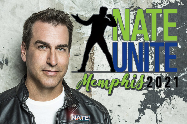 Rob Riggle will provide the keynote